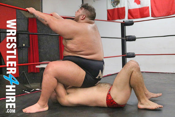 Guido Genatto vs. The Mountain