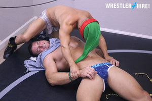 Blake Starr vs. Ricky Vegas (Night Before Christmas)