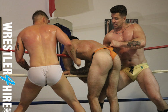 Chace LaChance vs. Trenton Ducati & Cameron (Double-Crossed)