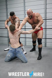 Brute Braynard & Joey Nux vs. Dashing Dustin