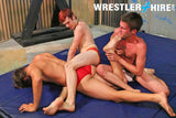 Z-Man vs. Matty O'Boy & Zacky Darlin (Double-Teamed)