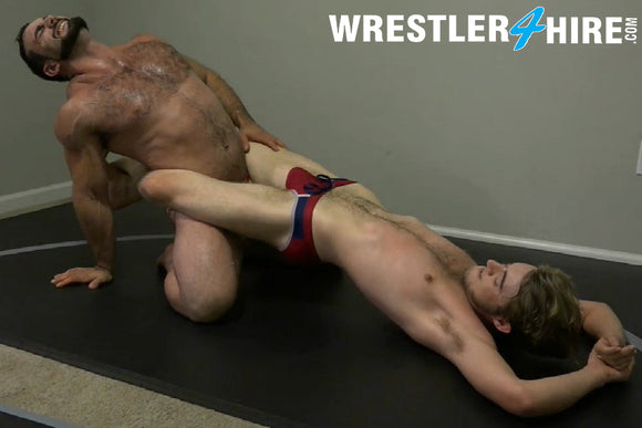 Jaxton Wheeler vs. James Slater