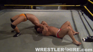 Joey Angel vs. Chet Chastain