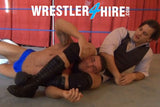 Lane Hartley vs. Braden Charron (Domination)