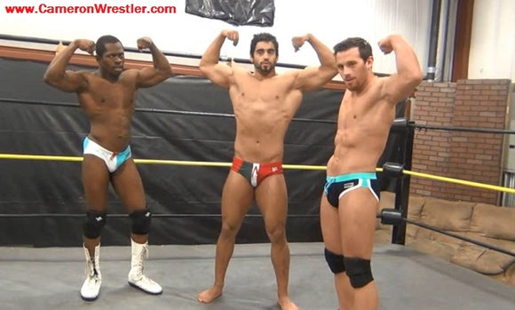 Marc Merino vs. Chet Chastain & Alvin James