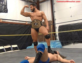 Maverick vs. Zach Reno (Play Toy)