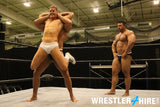 Zach Reno vs. Mark Muscle & Zach Altovito (My Nuts, Bro)