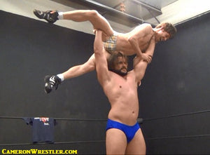 Lane Hartley vs. Ethan Andrews (Jobbers Need Love, Too)
