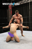 Joey Nux vs. Jaxton Wheeler (Nude)
