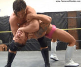 Lane Hartley vs. Braden Charron (Bodybuilder Punishment)
