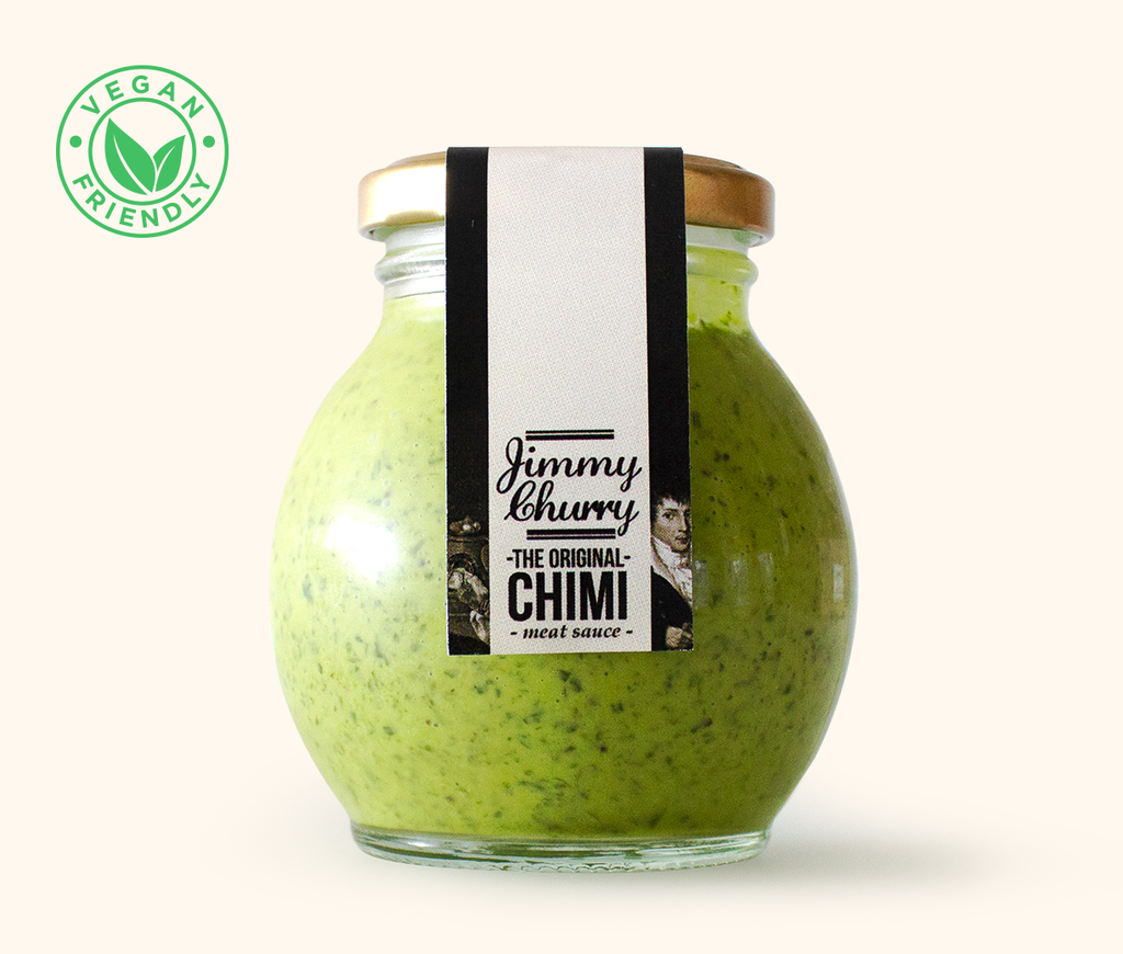 Jimmy Churry Oliva 210 ml. (chimichurri)