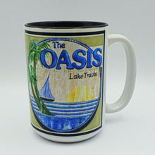 Load image into Gallery viewer, Painted Oasis Logo Mug