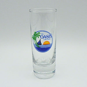 Oasis Logo Shooter