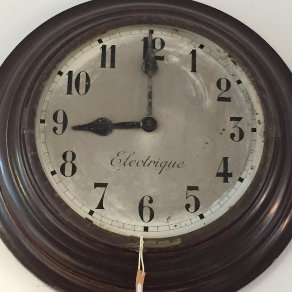 Clock french vintage
