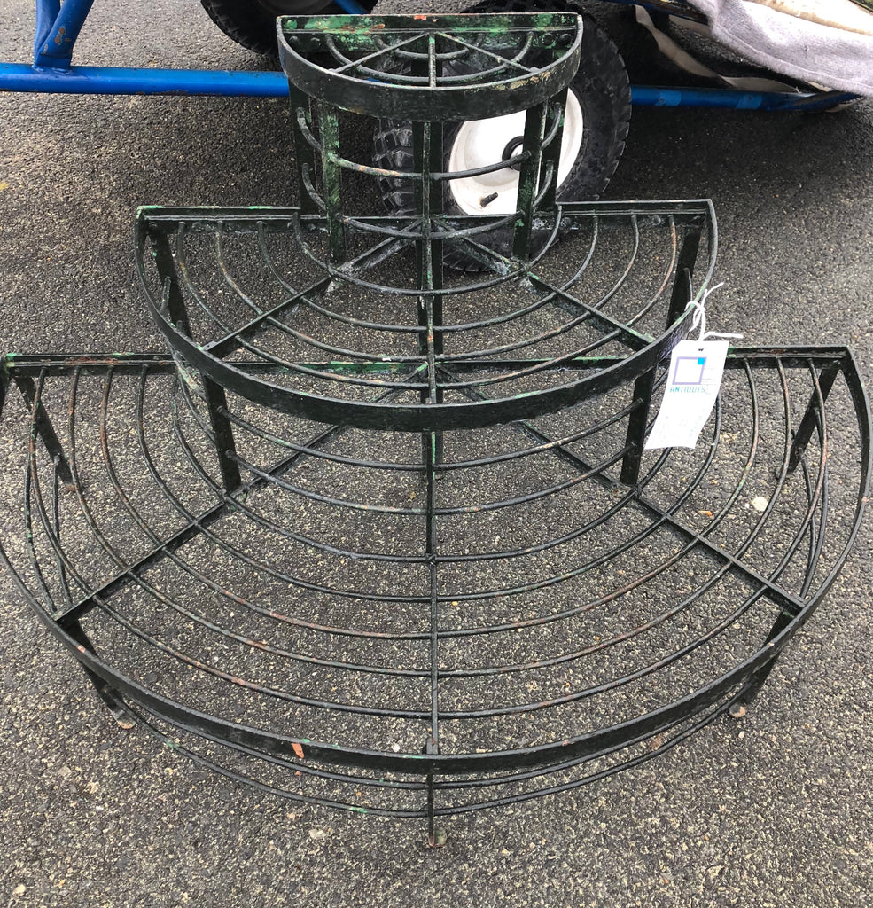 Pot plant stand french