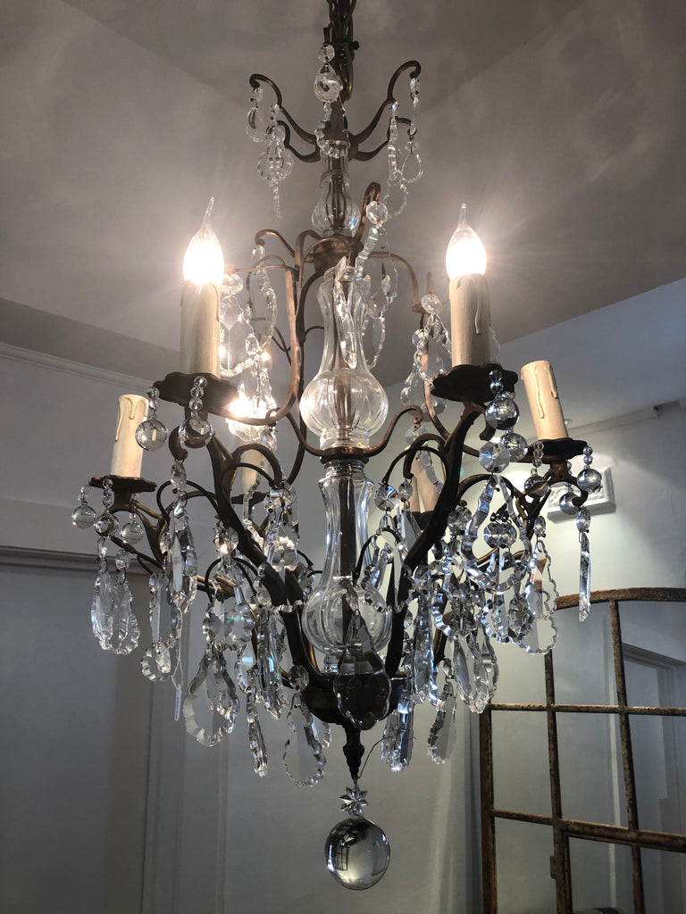 Chandelier ceiling 6 arm