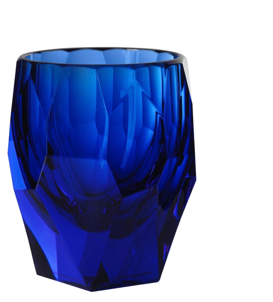 Mario Luca tumbler set of 6 blue