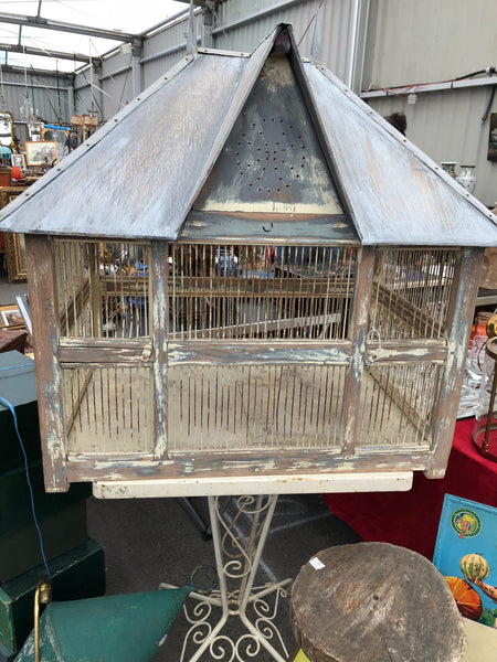 Birdcage France  -due SEPT/OCT