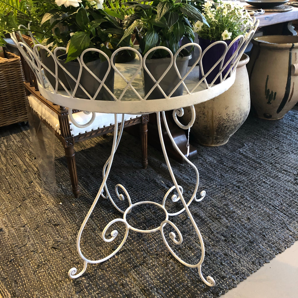 French metal Jardiniere