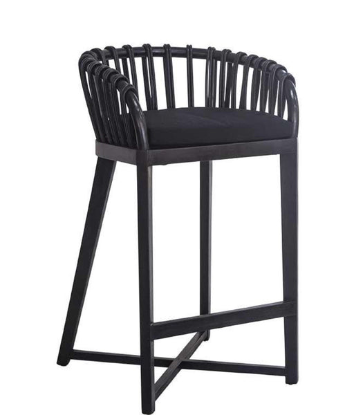 Singita bar stool black