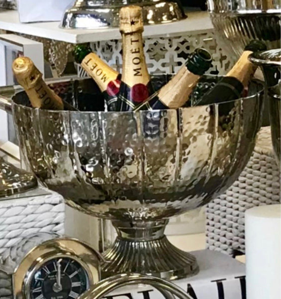 Champagne wine tub
