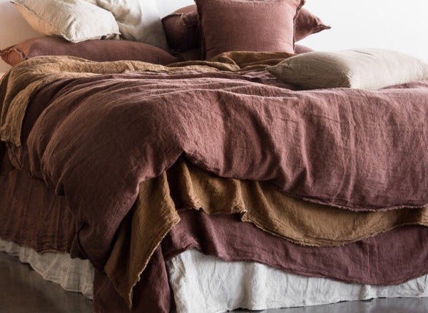 Hale Mercantile bed linen