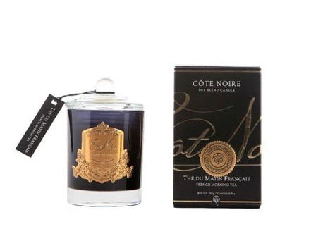 Cote Noir French morning tea candle