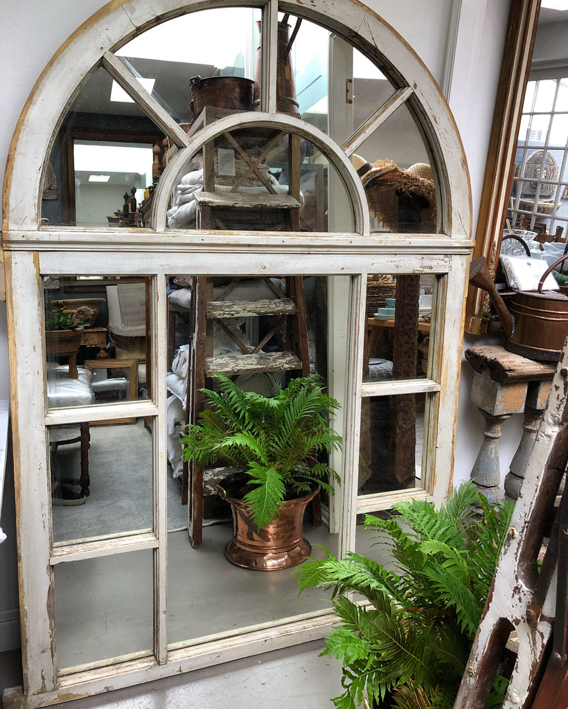 French timber majestic mirror