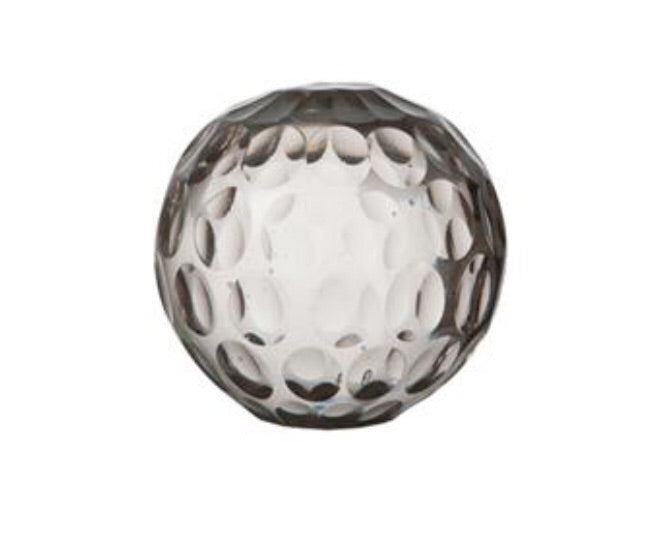 Glass ball medium