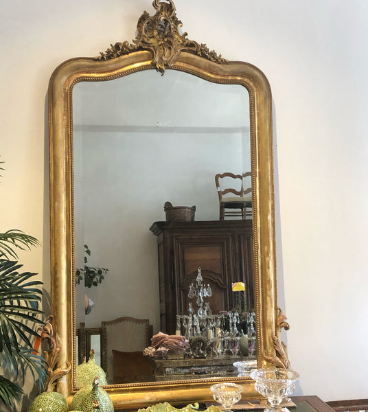 French Louis XV mirror SOLD
