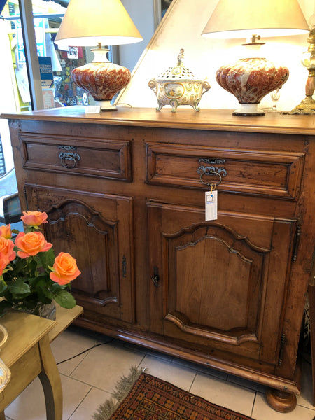 Buffet French 19thC 2 door