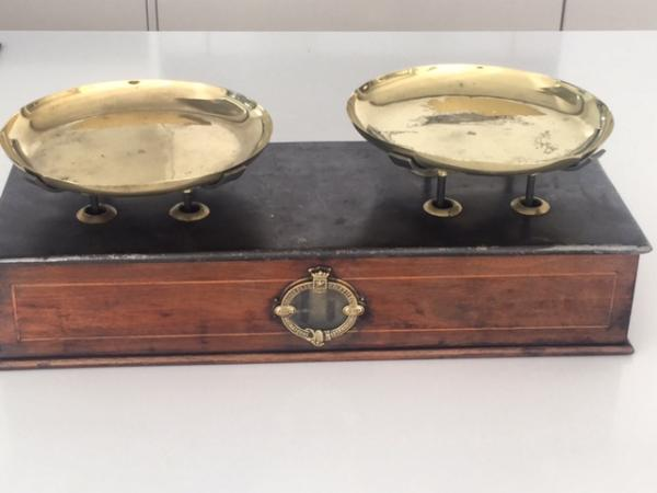 Brass Scale French