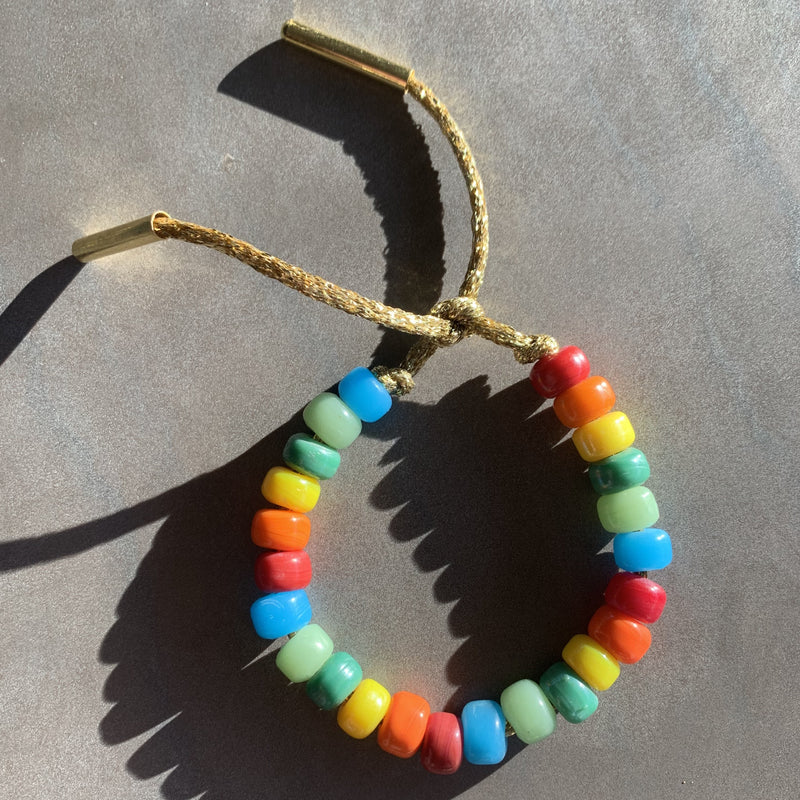 Sunrise Hippie Bracelet