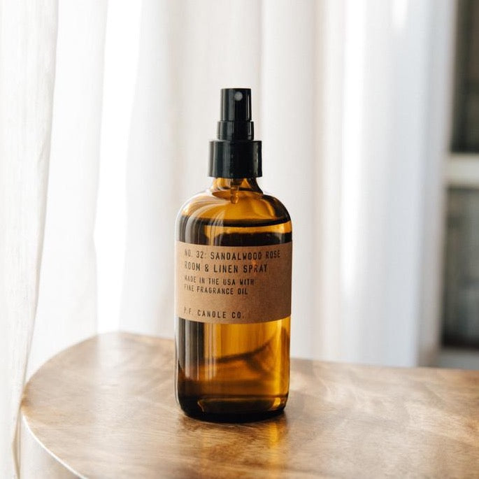 Room & Linen Spray Sandalwood Rose