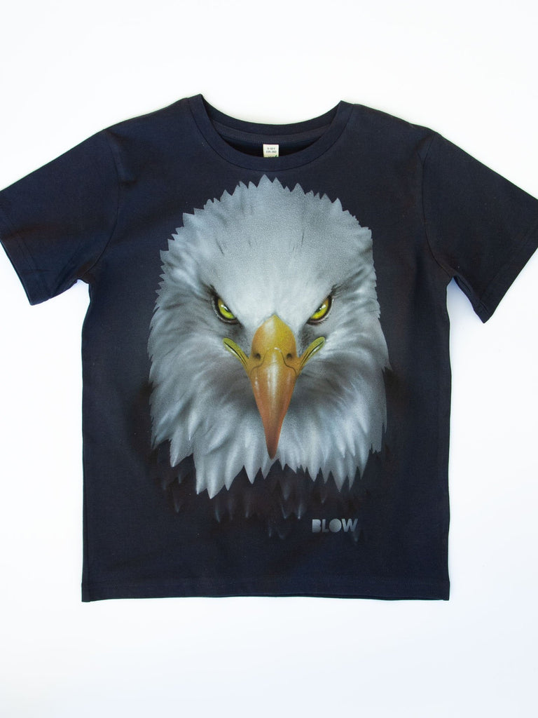 BIRD OF PREY - Kids premium short sleeve t-shirt - BLOW London