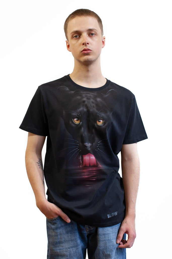 THE LOOK - Unisex premium short sleeve t-shirt - BLOW London