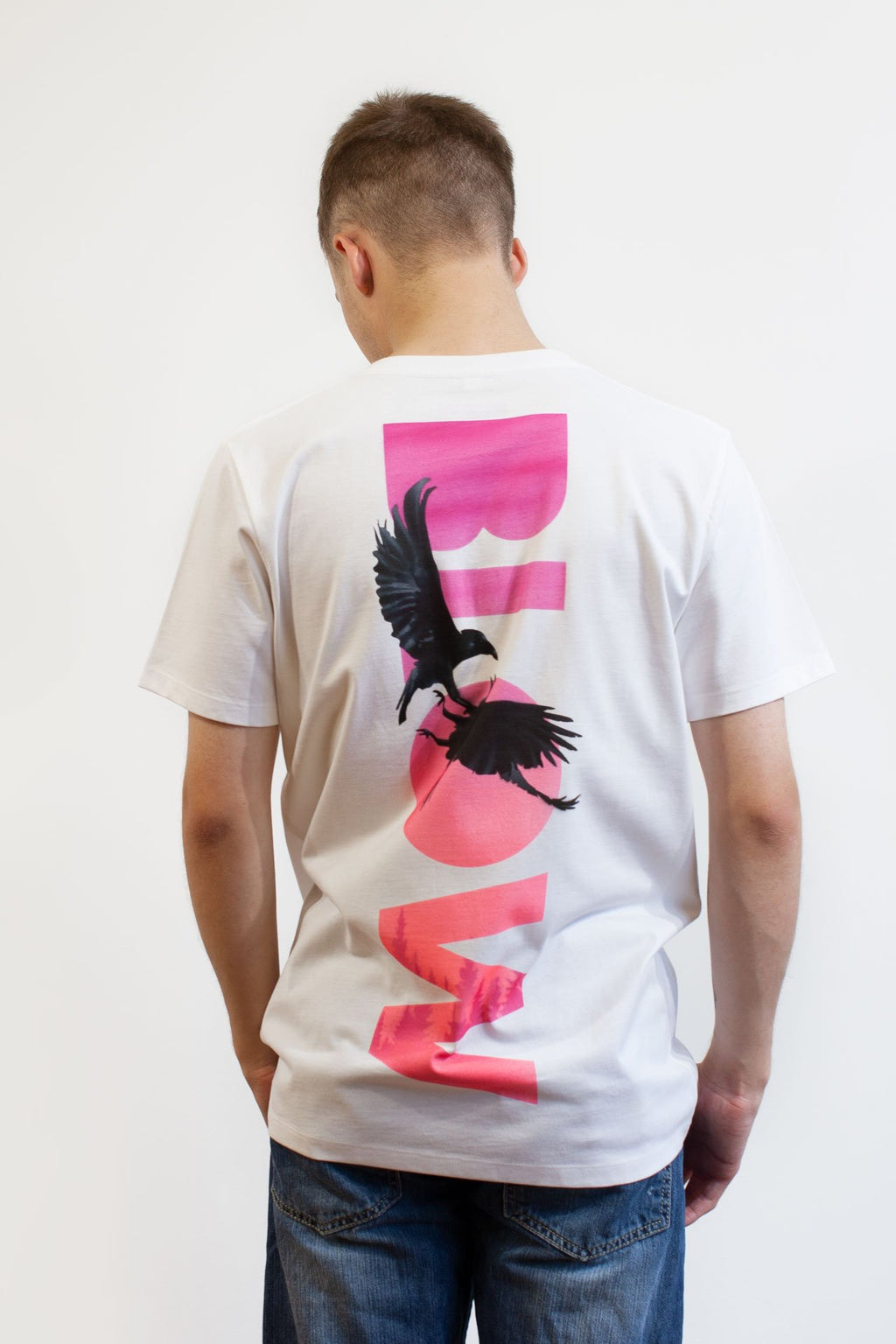 THE BLOW - Unisex premium short sleeve t-shirt