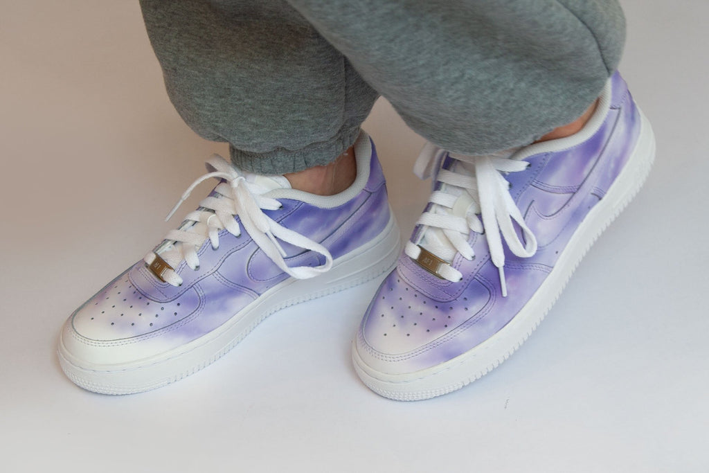 CLOUD 9 - Customised Nike Air Force 1 Low Women's - BLOW London
