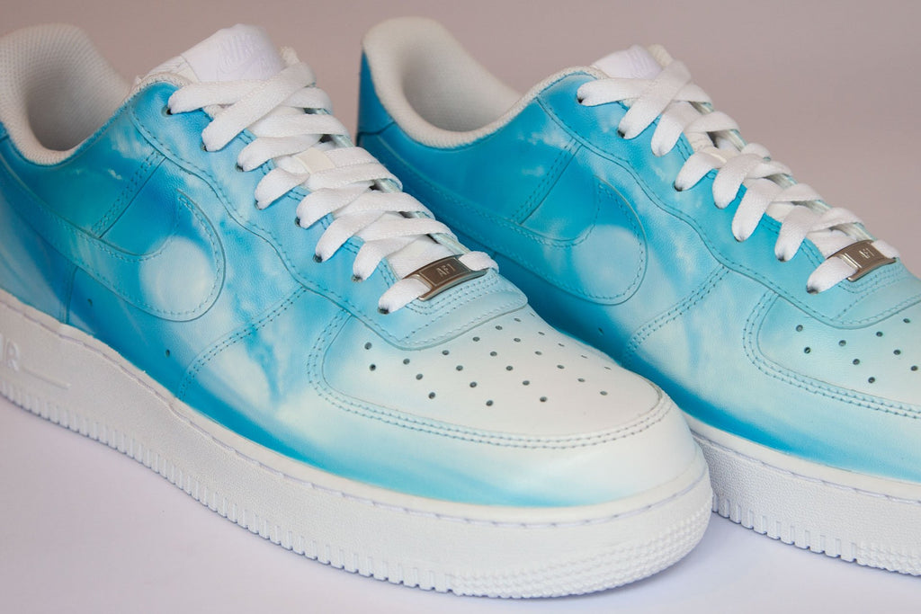 THE IMPOSSIBLES - Customised Nike Air Force 1 Low - BLOW London