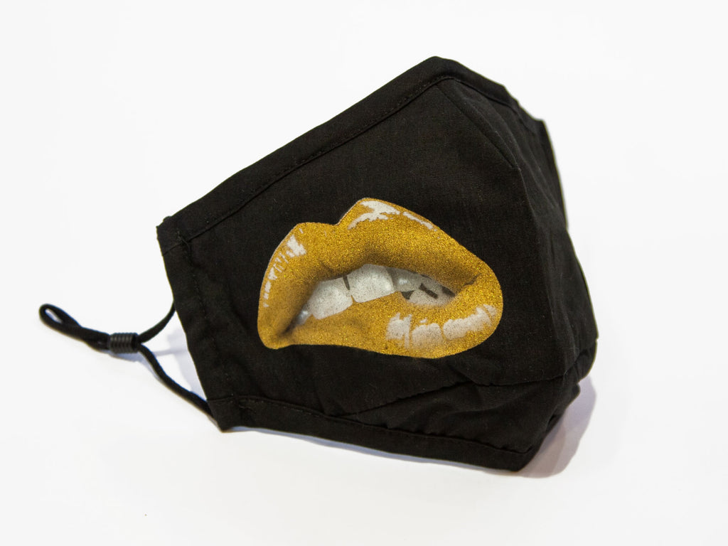 FLIRT - Protective 3 Layer Fabric Mask