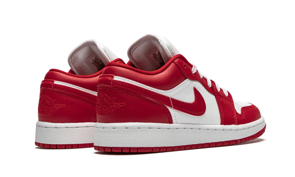 Air Jordan 1 Low Gym Red White Special Delivery Ldn