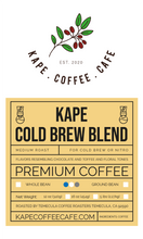 Load image into Gallery viewer, Kape Cold Brew Blend