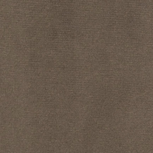 Plush dark taupe