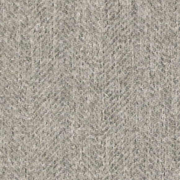 Herringbone pale grey