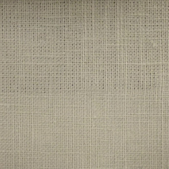 Taupe pure linen upholstery slipcover curtain fabric