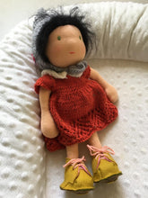 Load image into Gallery viewer, Annie - Waldorf Hand Made doll