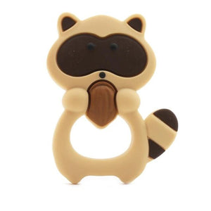 Animal Silicone Teether