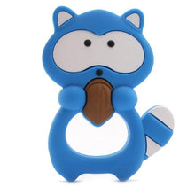 Load image into Gallery viewer, Animal Silicone Teether