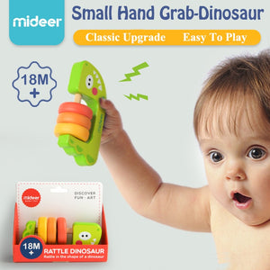 MiDeer Early Childhood Education Intelligence Kids Toys Wooden Dinosaur Small Hand Grab Baby Intelligence Toys 1-2 Years Old
