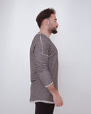 Xagon Man Sweater Dunkelgrau